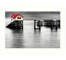 Mumbles Lifeboat Art Print
