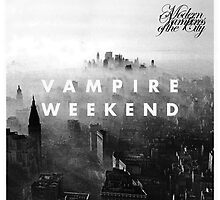Vampire Weekend- Modern Vampires of the City by alexxalex