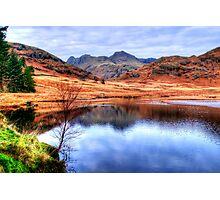 Blea Tarn, Lake District Photographic Print
