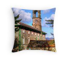 Patterdale Hall, Lake District Throw Pillow