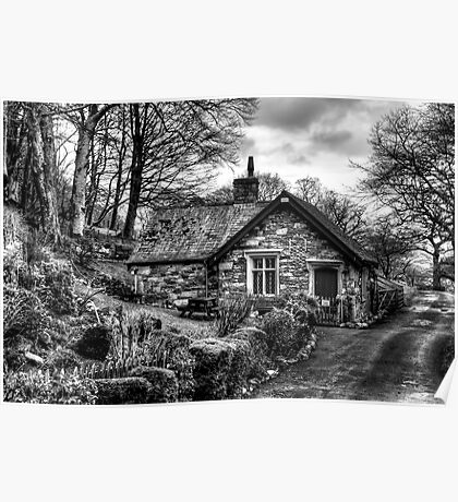 Wasdale Lodge Cottage Poster