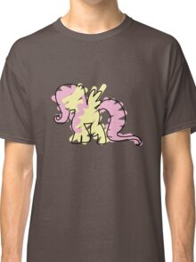 Flutter Shy Classic T-Shirt