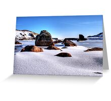 Levers Water, Lake District Greeting Card