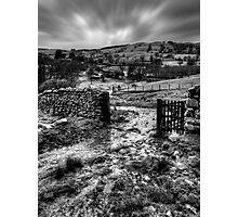 Dockray Views, Lake District Photographic Print