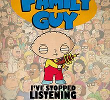 Family Guy by fhtamim