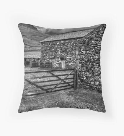Wasdale Farm Throw Pillow