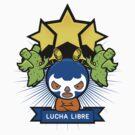 Lucha Libre 2014 by BigFatRobot