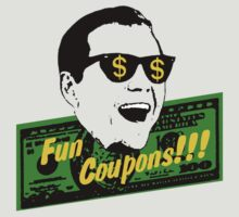 Fun Coupons! The Wolf of Wall Street by Keighcei