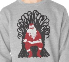 Christmas Is Coming - Candy Cane Throne Pullover