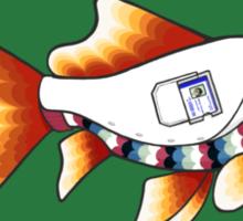 Goldfish Molly Hooper Sticker