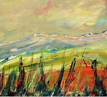 The Blue Ridge. by Martin Kirkwood