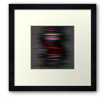 FULL VOLUME Framed Print
