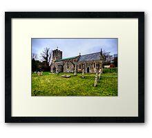 St John the Evangelist Framed Print
