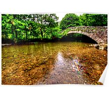 The Packhorse Bridge Poster