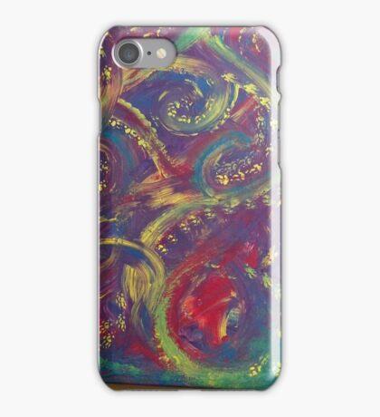 Lucid Tentacles iPhone Case/Skin