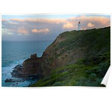 Cape Schanck Lighthouse Poster