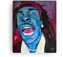 Busta Rhymes Canvas Print