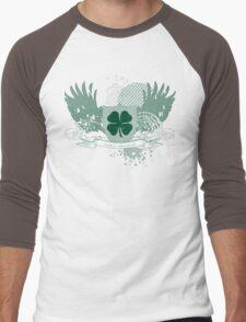 luck o the irish Men's Baseball ¾ T-Shirt