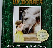 """For The Love Of Horses"" poetry book by louisegreen"