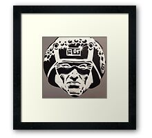 Rogue Trooper (Dave Gibbons) Framed Print