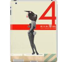 October 4 iPad Case/Skin