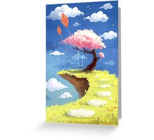 Secret Place Greeting Card