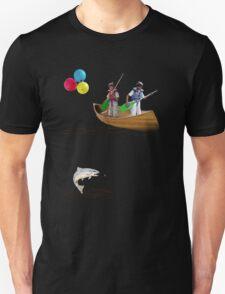 Tee: Canoe with Pooh T-Shirt
