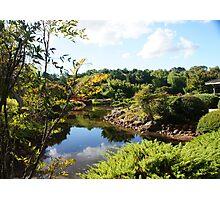 Japanese Gardens, Toowoomba Photographic Print