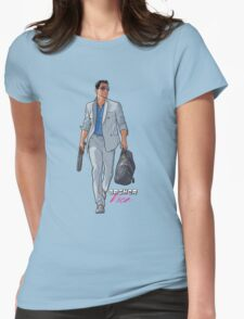 Archer Vice Womens Fitted T-Shirt