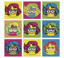 Warhol Marilyn Minion by kridel