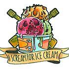 I scream for ice cream! by Laura Guglielmo
