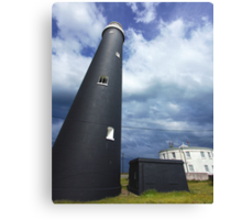 The Old Lighthouse - Dungeness  Canvas Print