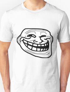 Troll Face Merchandise Unisex T-Shirt