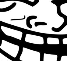 Troll Face Merchandise Sticker