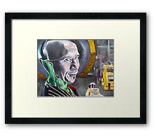 Zorg Framed Print