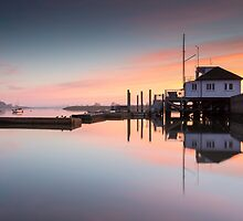 Woodbridge Sunset by JRMGallery
