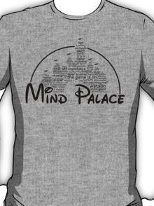 Mind Palace - (black text) T-Shirt