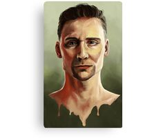 The Hiddle Canvas Print