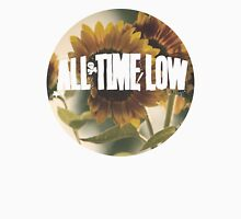 all time low sunflower logo 2 Tank Top