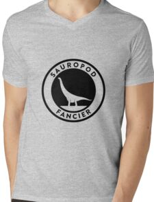 Sauropod Fancier (Black on Light) T-Shirt