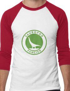 Sauropod Fancier (Green on White) T-Shirt