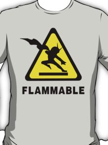 Flammable Joe T-Shirt