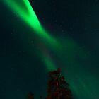 Aurora Borealis by KarenMcDonald