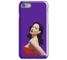 Dita Von Teese iPhone Case/Skin