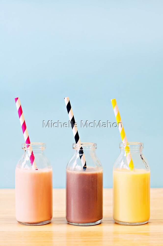 milk shakes.. by Michelle McMahon