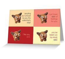 Alot of Valentines, assorted Greeting Card