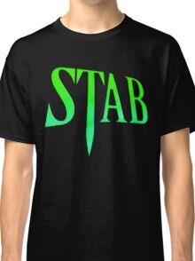 Stab - Scream 4 Classic T-Shirt