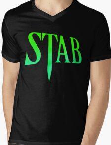 Stab - Scream 4 Mens V-Neck T-Shirt