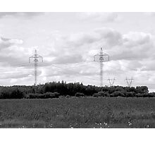 Giants of the Interlake Photographic Print