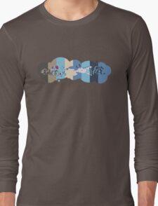 Pokemon Spectrum - Water Long Sleeve T-Shirt